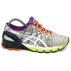 Asics Shoes - Asics Womens Gel Kinsei 5 Gray Sneakers Size 8